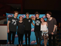 Alexis and Ashley with 5 Seconds of Summer